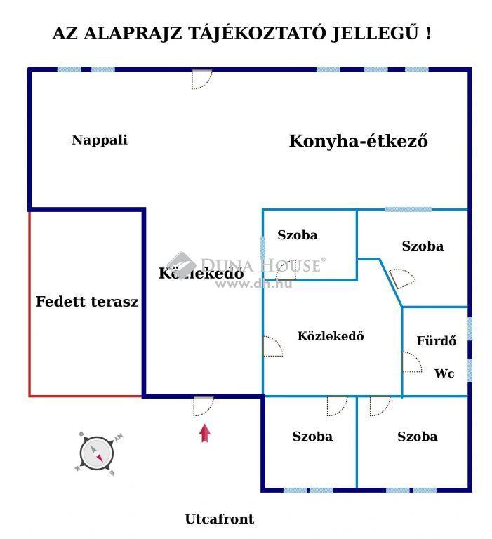 Eladó Ház, Nógrád megye, Kálló