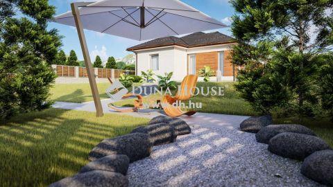 Eladó Ház, Bács-Kiskun megye, Kecskemét - Nappali +3 szobás új ház, garázzsal - 169 nm