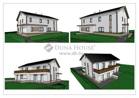 Eladó Ház, Pest megye, Nagykovácsi - újépítésű ikerház B