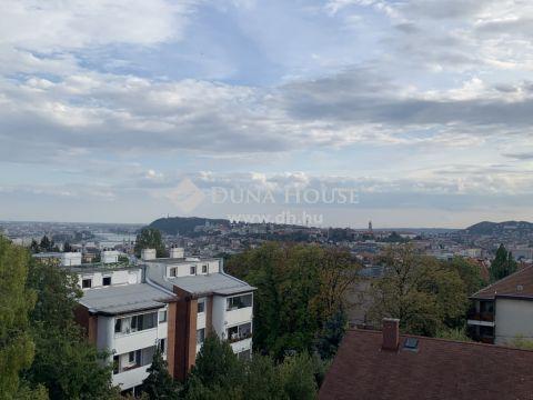 Eladó Lakás, Budapest - KÖRPANORÁMA, 127 M2 TERASZ PENTHOUSE A RÓZSADOMBON!