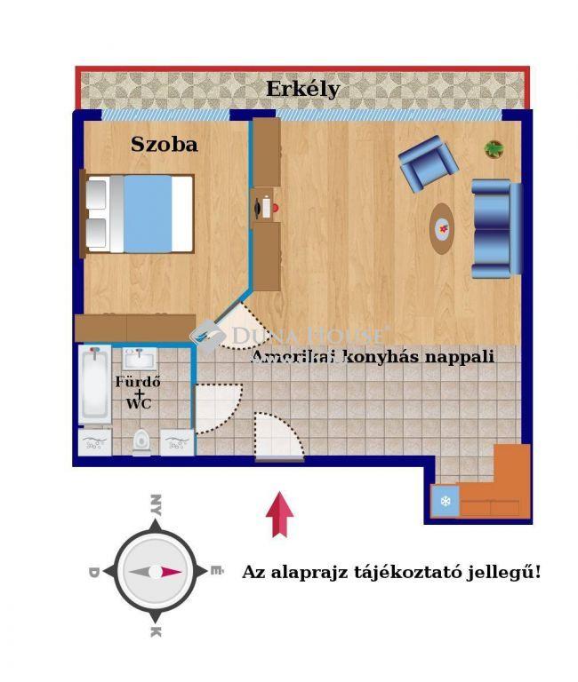 Eladó Lakás, Budapest - Jó állapotú, erkélyes lakás az Olajbogyó utcában!