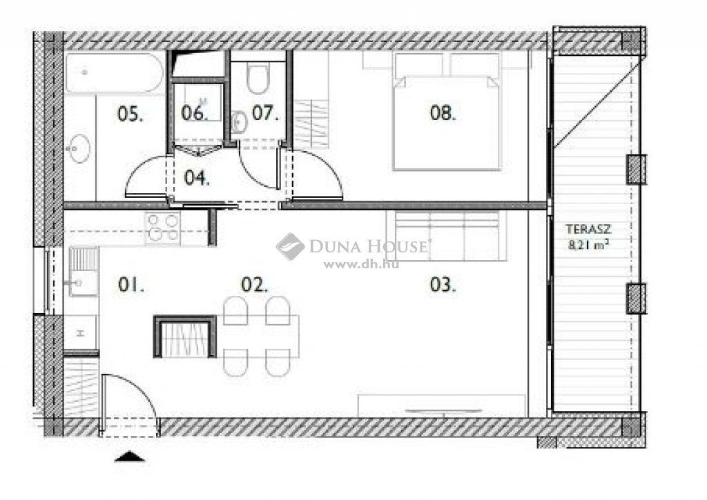 Eladó Lakás, Hajdú-Bihar megye, Debrecen - Belvárosi társasházi lakások