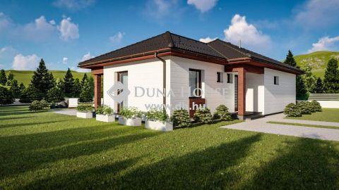 Eladó Ház, Bács-Kiskun megye, Helvécia - Nappal + 3 szobás új ház - 566 nm telken