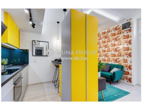 Eladó Lakás, Budapest - Haris közben - magasemeleti-1,5 szoba