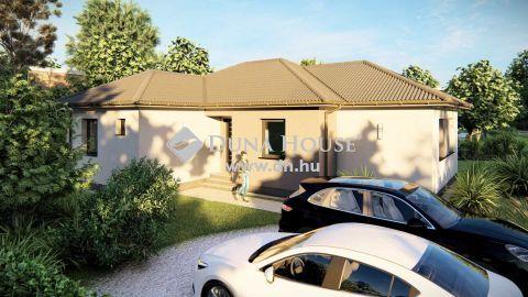 Eladó Ház, Bács-Kiskun megye, Kecskemét - Nappali+4 szobás100nm-es új ház 900nm telken