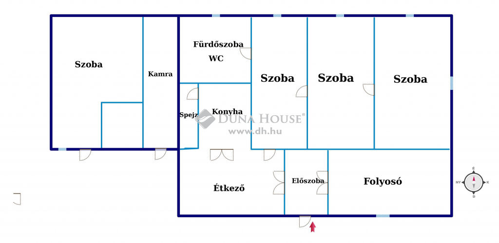 Eladó Ház, Bács-Kiskun megye, Szabadszállás