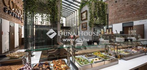 Kiadó Üzlethelyiség, Budapest - Belváros szívében nívós üzletház, luxus étteremmel