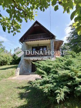 Eladó Ház, Zala megye, Lenti - Lenti-hegyen panorámás telek téglaházikóval