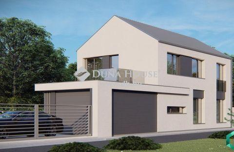 Eladó Ház, Fejér megye, Székesfehérvár - K-2 lakóparkban új építésű családi ház